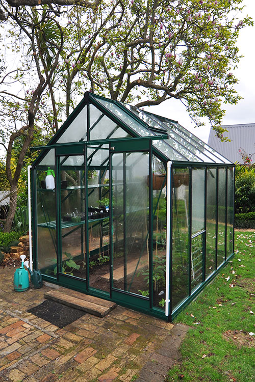 Trulux Harvest Glasshouse 3 0m X 2 4m Trulux Greenhouses